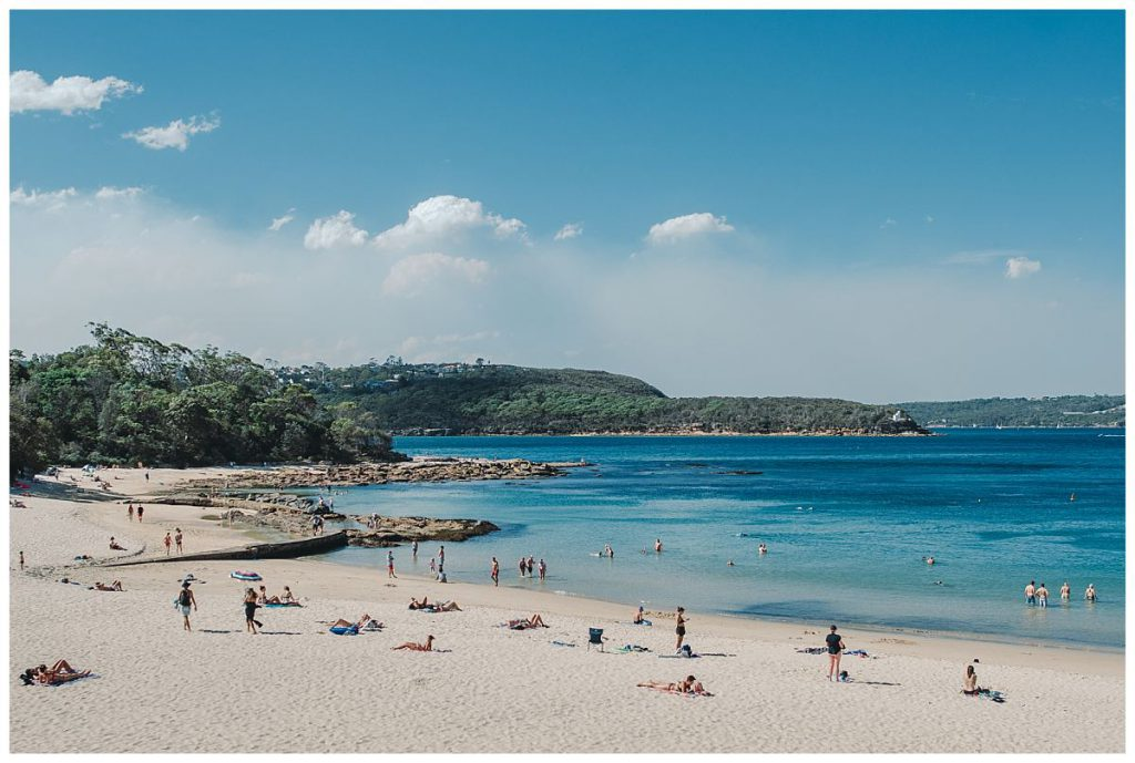 Balmoral-Beach-perfect-location-for-wedding-photos