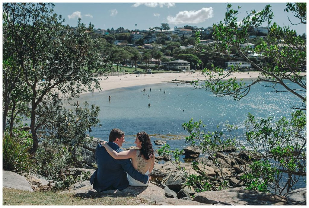 Balmoral-beach-perfect-location-for-wedding-photo