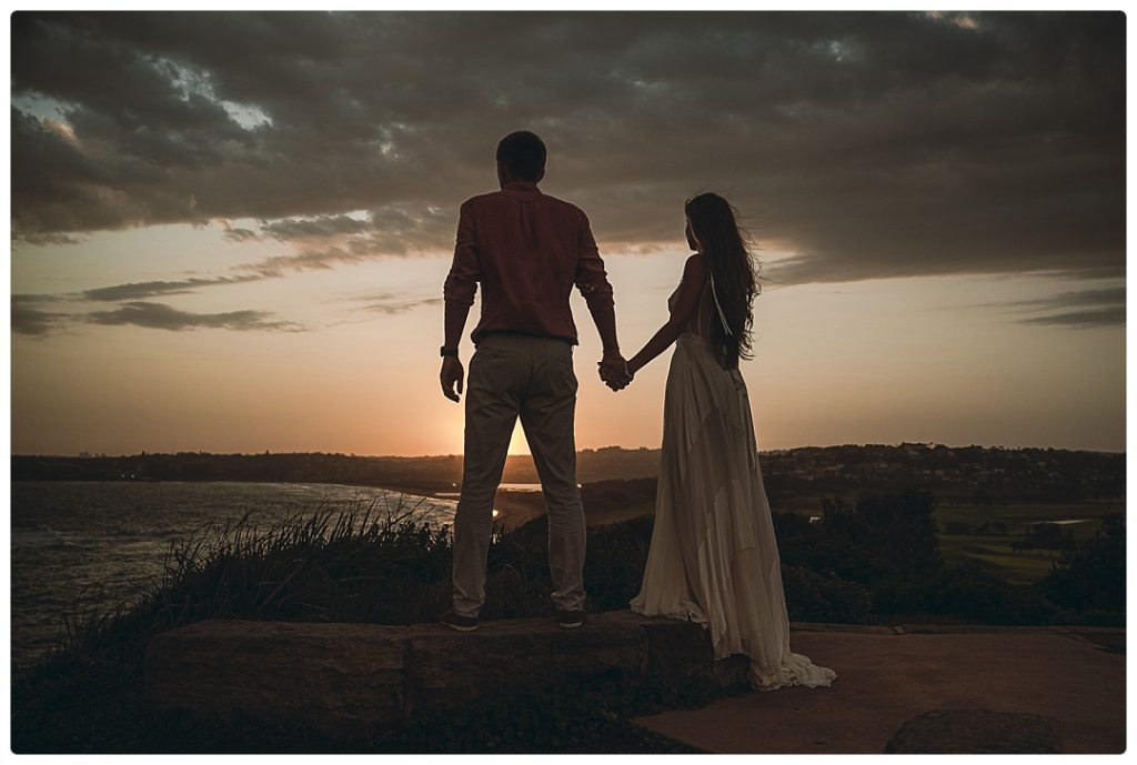wedding-photo-sunset-over-the-beach