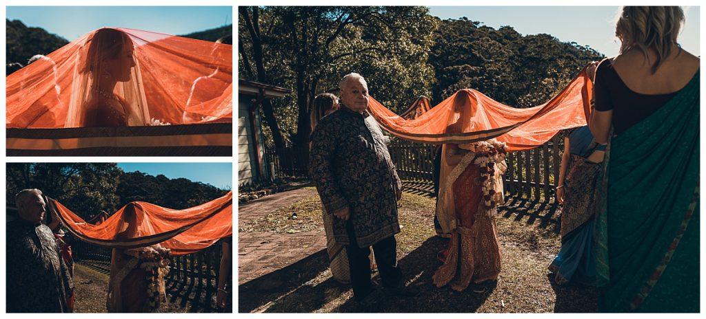 vedic-marriage-ceremony-in-red-sari-photo