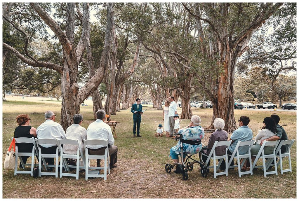 Paperbark-Grove-syndey-park-wedding-ceremony-photo