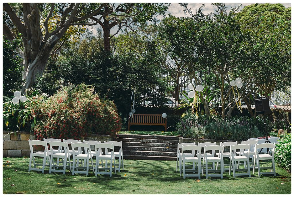sydney-royal-botanical-garden-ceremony-setup-photo