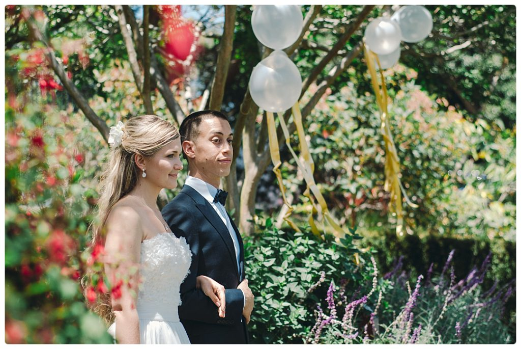 leafy-wedding-setup-sydney-botanical-garden-photo