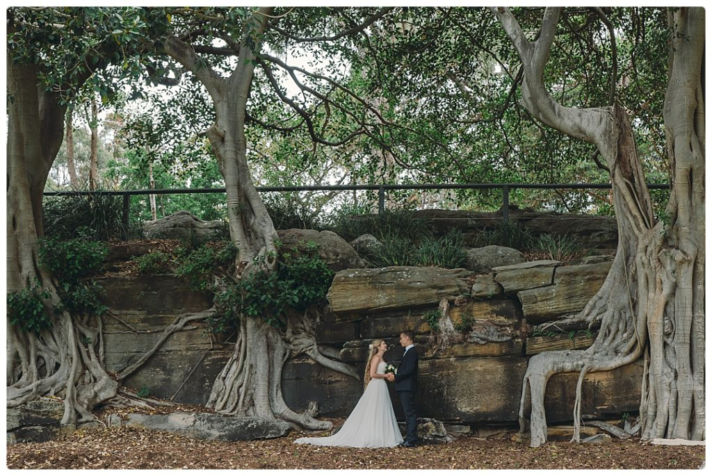 sydney-royal-botanical-garden-wedding-portraits-photo