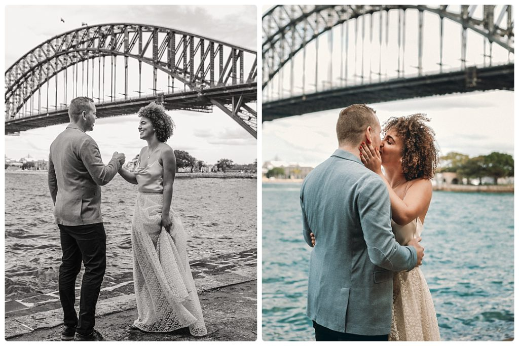 first-kiss-wedding-photo