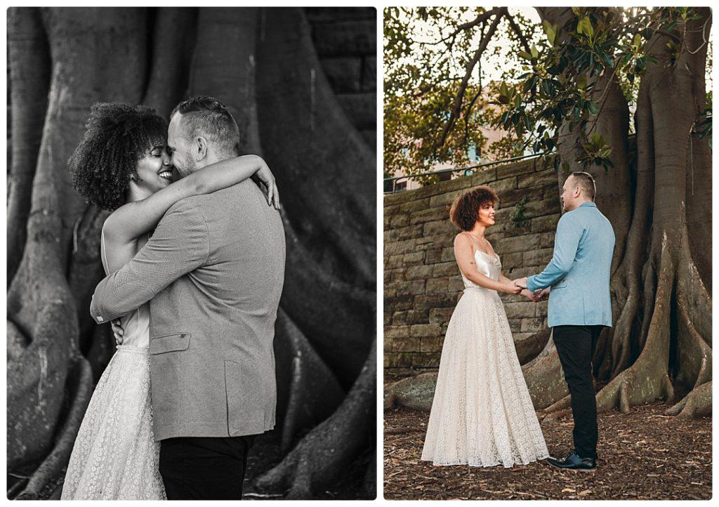 first-look-sydney-wedding-photo